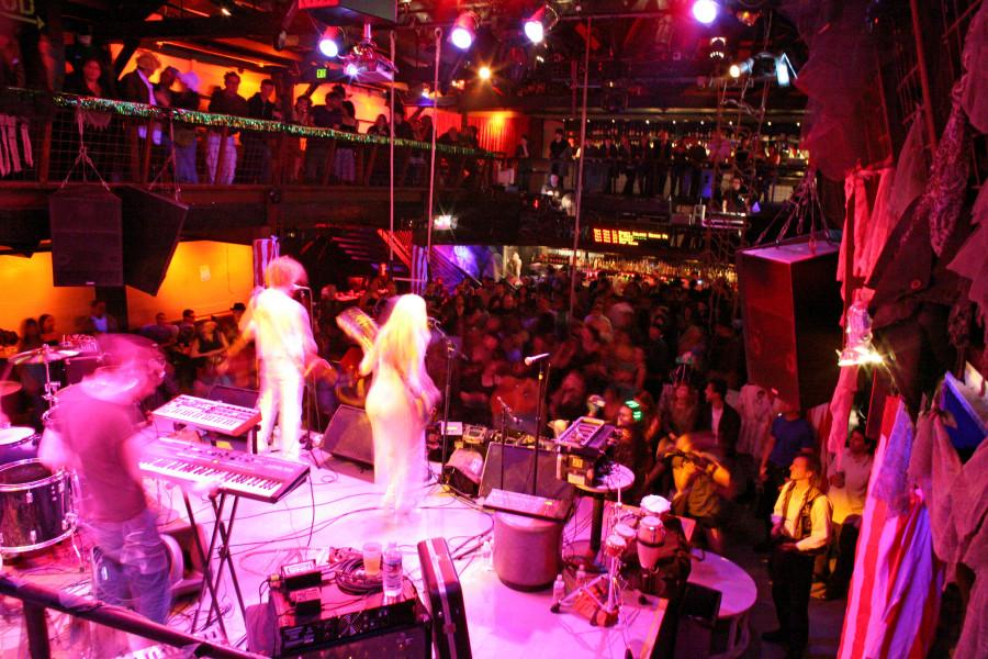 Live Music Cafe San Francisco