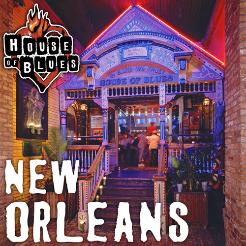 House Of Blues New Orleans House Plan 2017