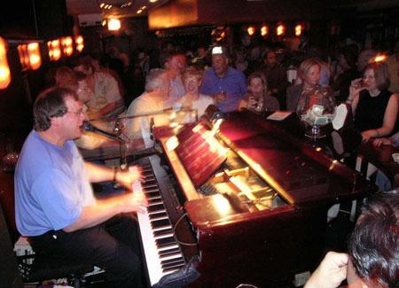 Redhead Piano Bar Chicago Illinois