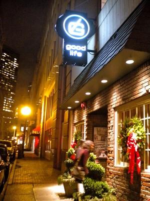 The Good Life Bar Boston Massachusetts