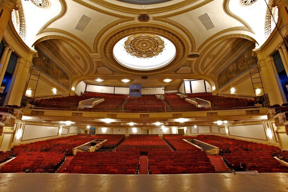 The Orpheum Theater Boston Massachusetts