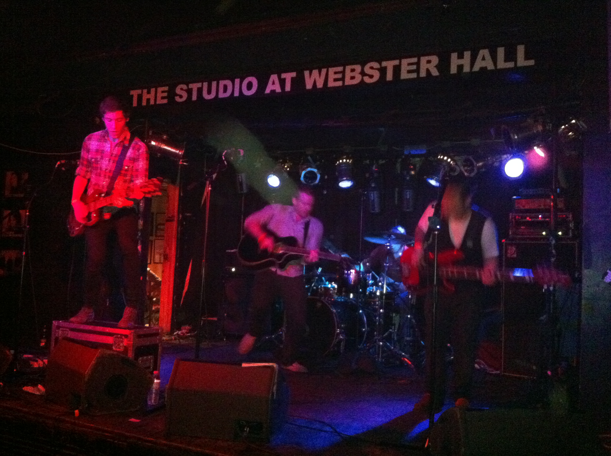 webster hall new york