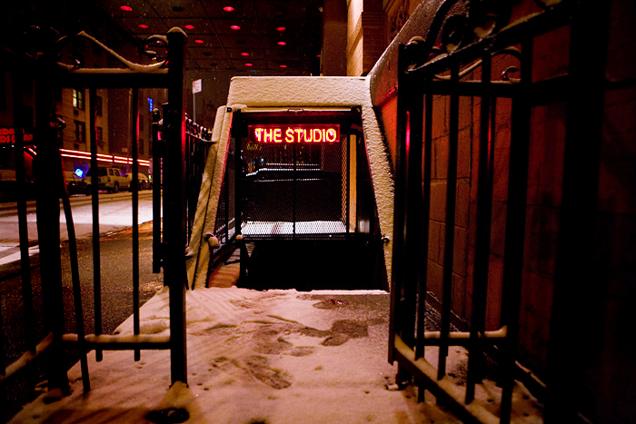 The Studio at Webster Hall