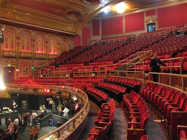 Warfield Theatre San Francisco California